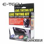 E-Tech Blue Lens Tinting Kit