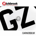 Richbrook Set of Anti Theft Number Plate Bolts