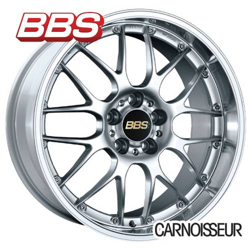 BBS RS-GT (Forged Split-Rim) Alloy Wheels