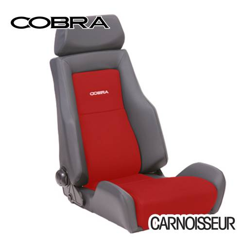cobra le mans reclining seat le mans carnoisseur. Black Bedroom Furniture Sets. Home Design Ideas