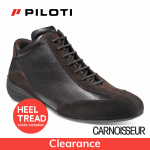 Piloti Mille Driving Shoes Brown Leather